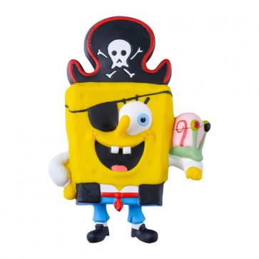 BonecoSr. Bob Esponja Pirata - Latoy